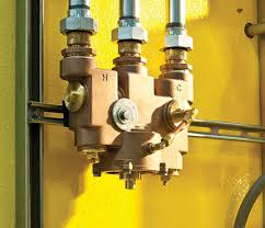 3-Way Mixing Valve